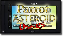 Parrot Asteroid Users